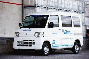 三菱自動車、タイで軽商用EVの実証実験 日立物流が「ミニキャブ・ミーブ」で輸送業務に利用