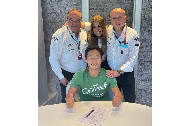 鈴木竜生、SIC58を離脱して2022年はレオパード・レーシングに移籍/Moto3