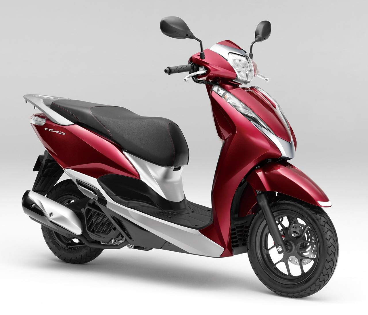 ホンダ「リード125」【1分で読める 2021年に新車で購入可能なバイク紹介】