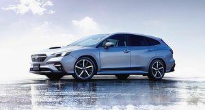スバル、新型「レヴォーグ」発表 年内販売開始 先行予約は8000台超