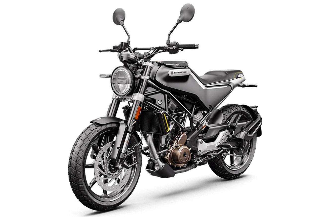 ハスクバーナ・モーターサイクルズ「スヴァルトピレン250」【1分で読める 2021年に新車で購入可能な250ccバイク紹介】