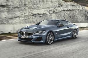 BMW8シリーズクーペ&カブリオレにFRガソリンエンジンモデル「840i」を追加設定