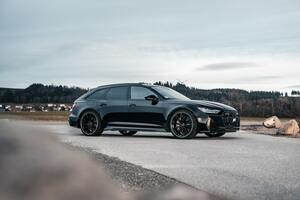 ABTスポーツライン、最強ワゴン「RS6 アバント」を700hpにパワーアップ!