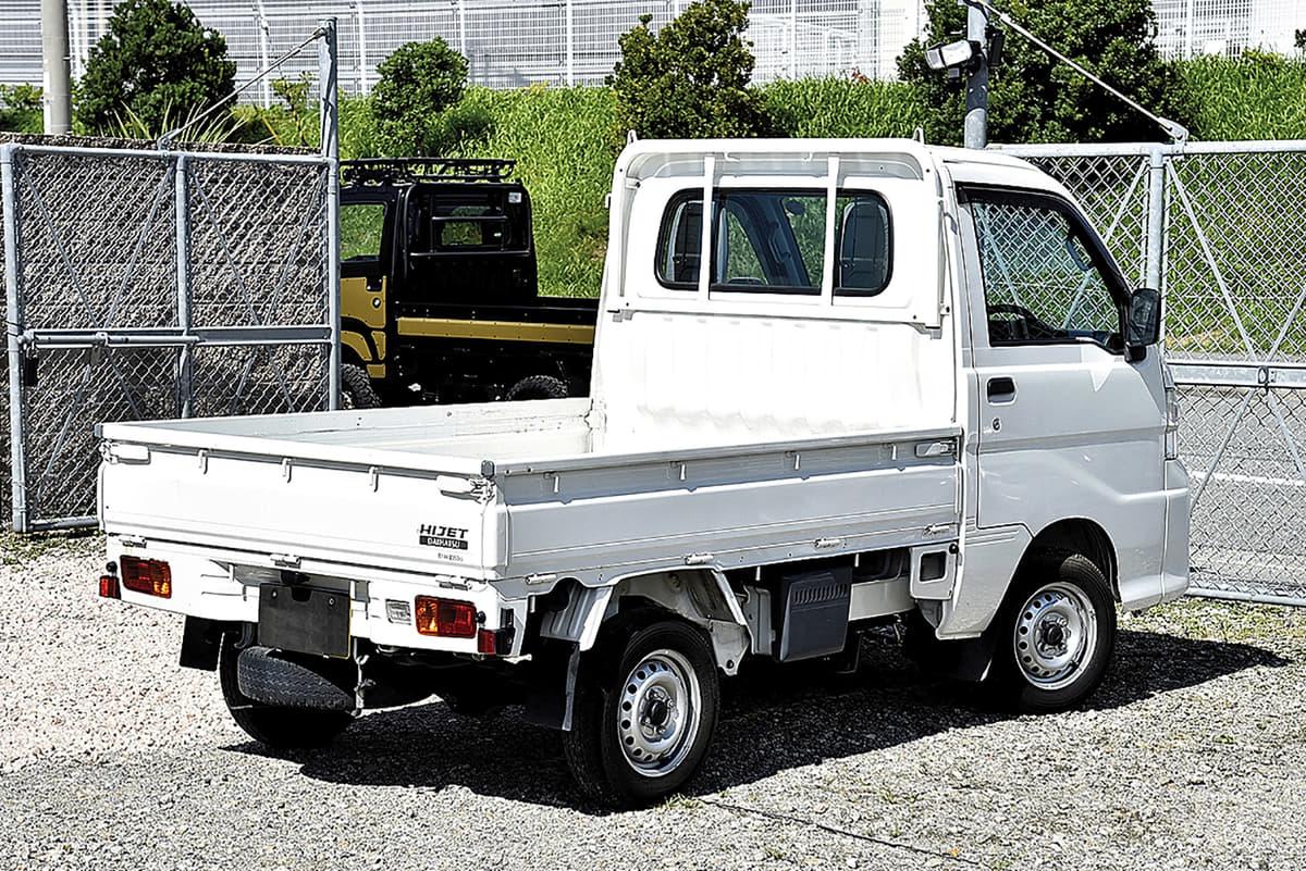 2021年は「軽トラ」遊びがくる! 50万円以下「中古モデル」5台の狙い方