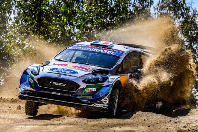 アドリアン・フルモー、WRC次戦フィンランドでコドライバー変更。同郷のコリアとのペアに