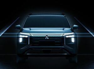 三菱自動車が上海モーターショー2021で新型電気自動車「エアトレック」のデザインを公開