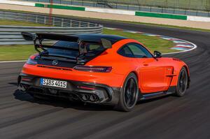 【量産AMG最強の730ps】メルセデスAMG GTブラックシリーズへ試乗 新V8搭載 後編