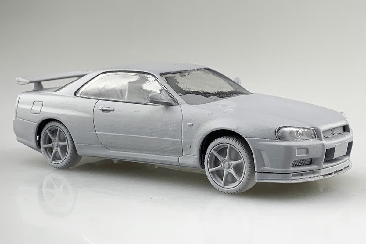 お手軽プラモに「R34GT-R」が追加! 「ザ★ハイソカー」にはクレスタ&セドリックでファン必見の新製品