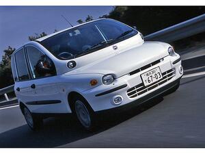 【懐かしの輸入車 75】フィアット ムルティプラはイタリア車ならではのユニークなMPVだった