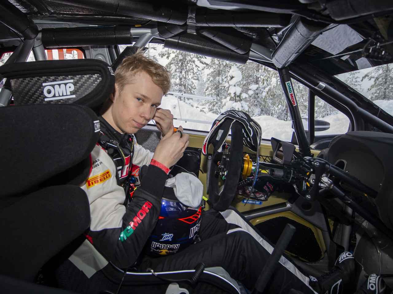 次世代のエース、トヨタのロバンペラがWRCで2位入賞。チャンピオンシップに新風【モータースポーツ】
