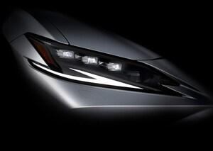 レクサスが新型「ES」とコンセプトカー「LF-Z エレクトリファイド」を上海ショーで世界初公開