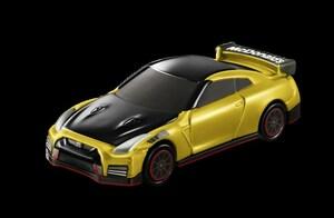 最新GT-R NISMOがマックのハッピーセット「トミカ」に! 日産とマクドナルドがコラボ