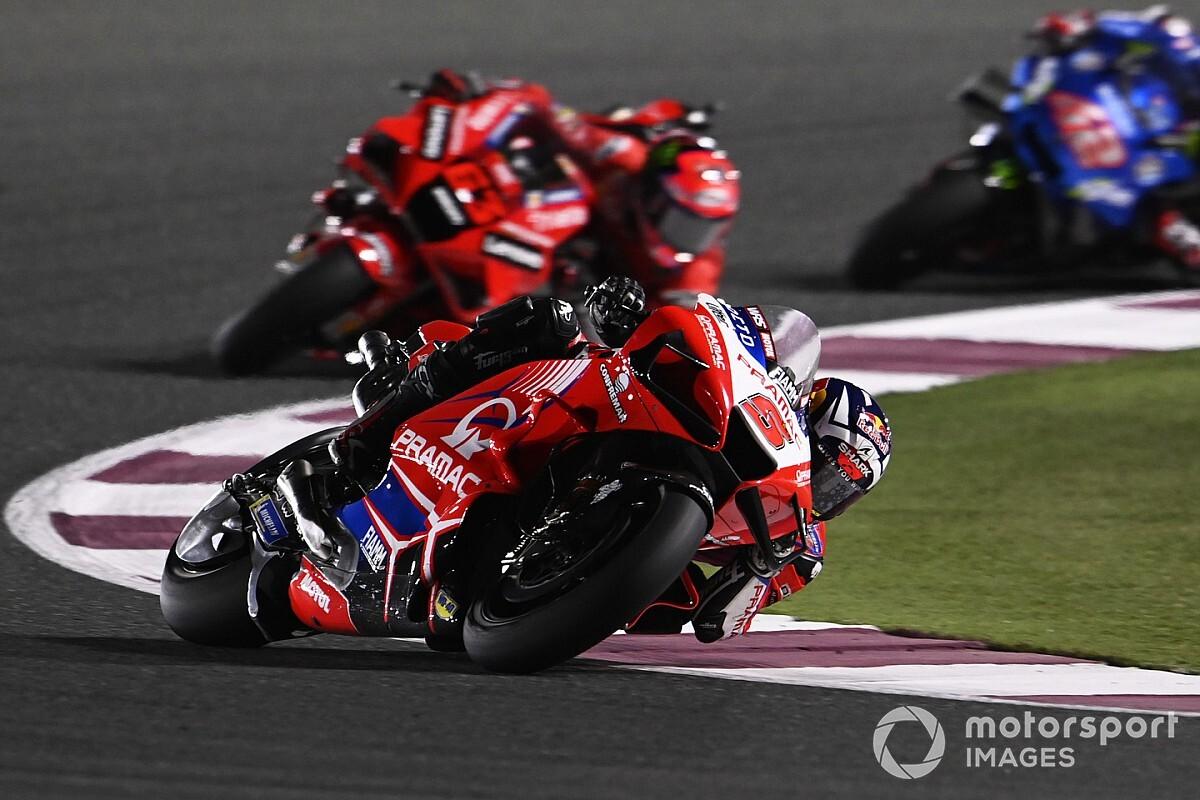 【MotoGP】「ザルコ獲得はギャンブルだった」とドゥカティ認める。2021年ランク首位で正しさ証明
