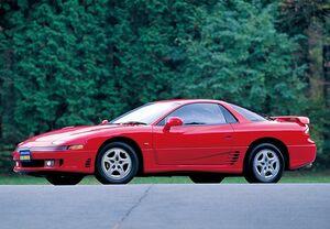 「名車購入ミニガイド付き」ダイナミックな造形、圧巻の4WDパフォーマンス。三菱GTOは凄かった!