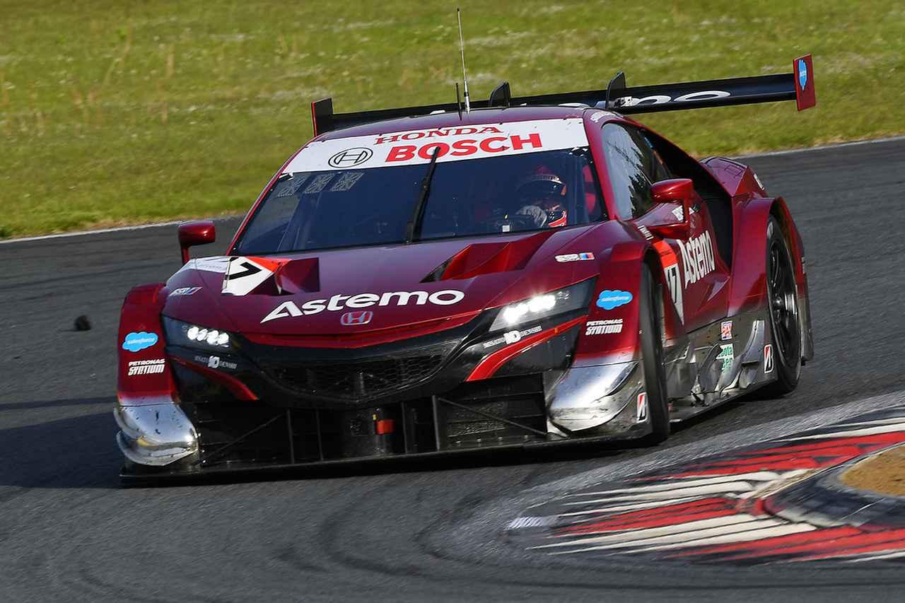 Astemo NSX-GTが500kmの長丁場を僅差で制す!【スーパーGT選手権 Rd02】富士スピードウェイ