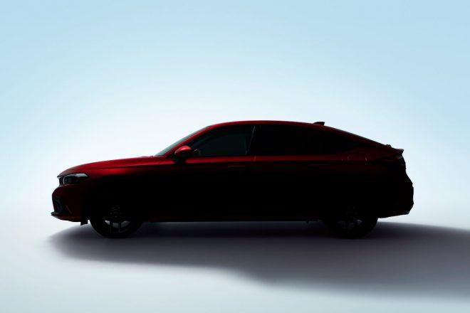 新型ホンダ・シビックが今秋登場。6月24日の世界初公開に先駆け、ホームページで先行公開