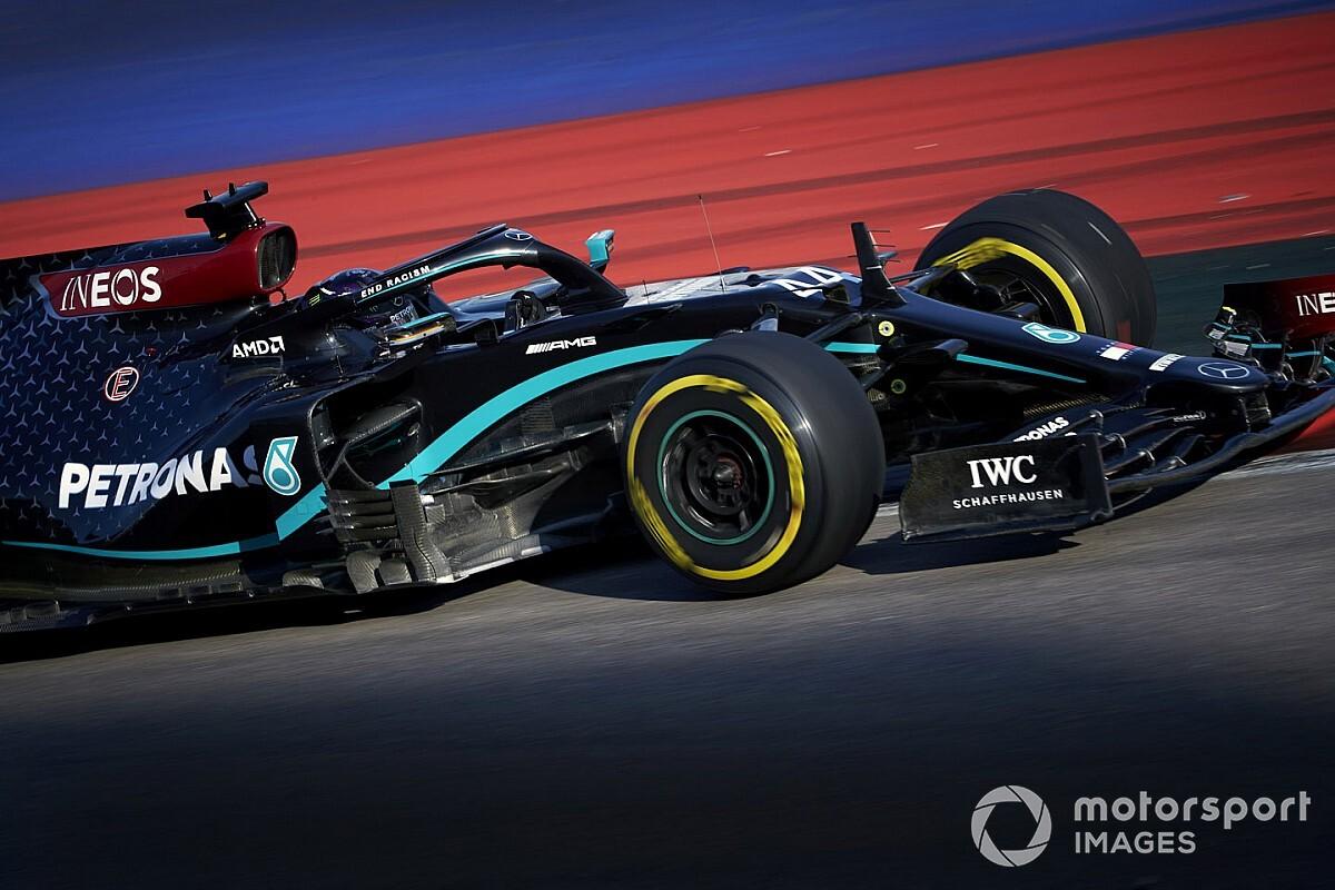 """AMGと関係強化のメルセデスF1、『AMG』へのチーム名称変更をウルフ代表が否定「我々はこれからも""""メルセデス""""であり続ける」"""