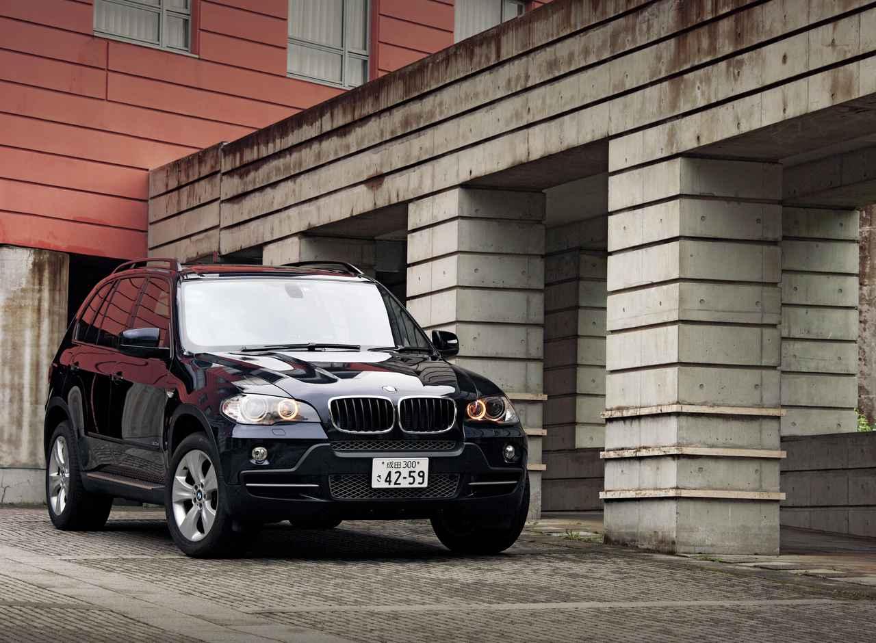 【ヒットの法則360】2代目BMW X5の全長は拡大したが、走りにはBMWらしい凝縮感があった