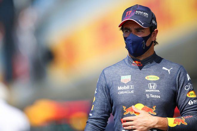 ペレス、スピンしリタイア「乱気流の影響を受けた。本当に申し訳ない」レッドブル・ホンダ/F1第10戦スプリント予選