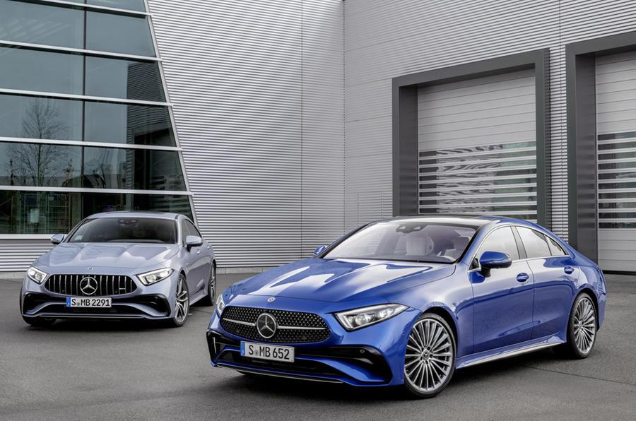【AMGの限定モデルも】新型メルセデス・ベンツCLS 欧州発表 デザイン一新