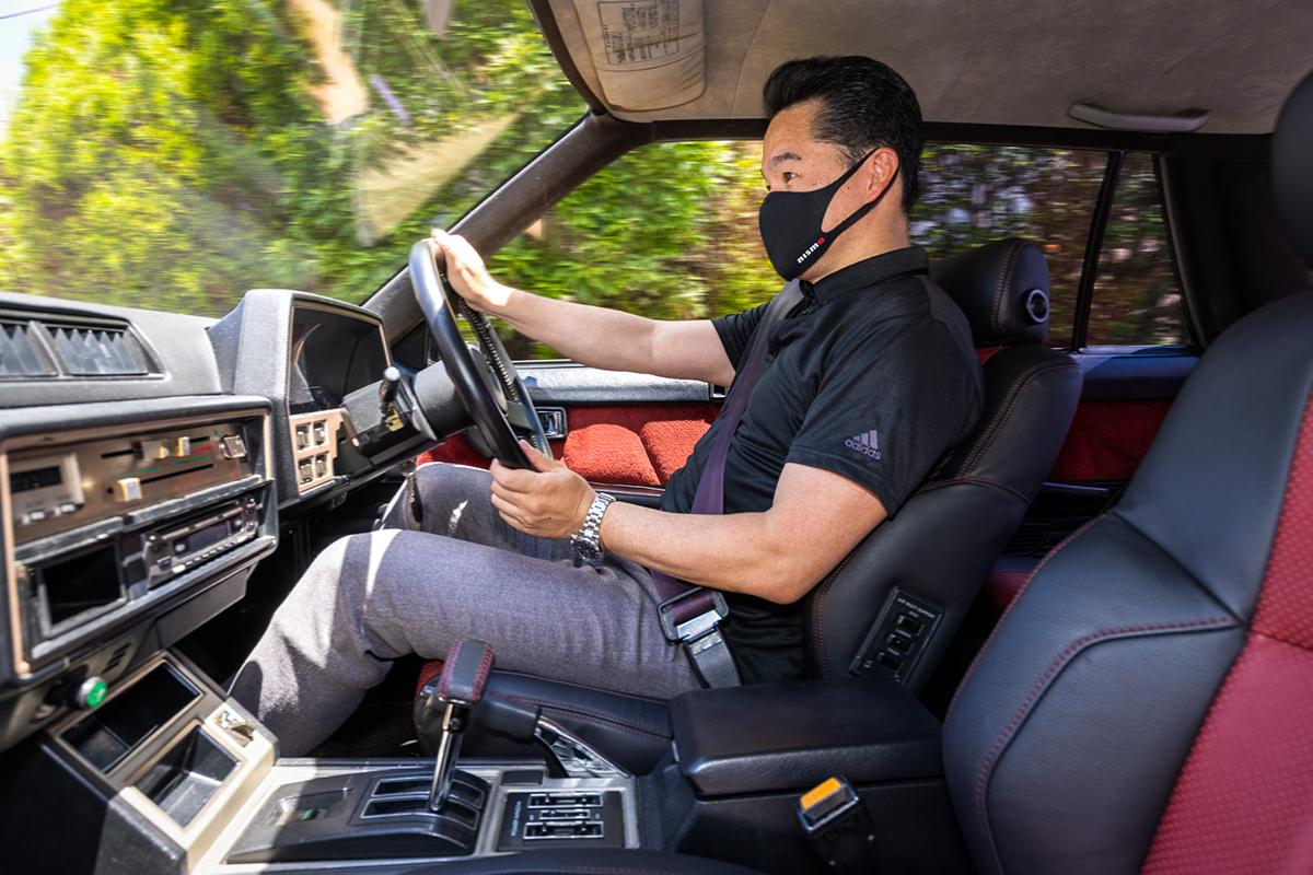 「西部警察」に憧れて警察官に! 愛車はもちろんDR30スカイライン! 両方の夢を叶えたオーナーの物語