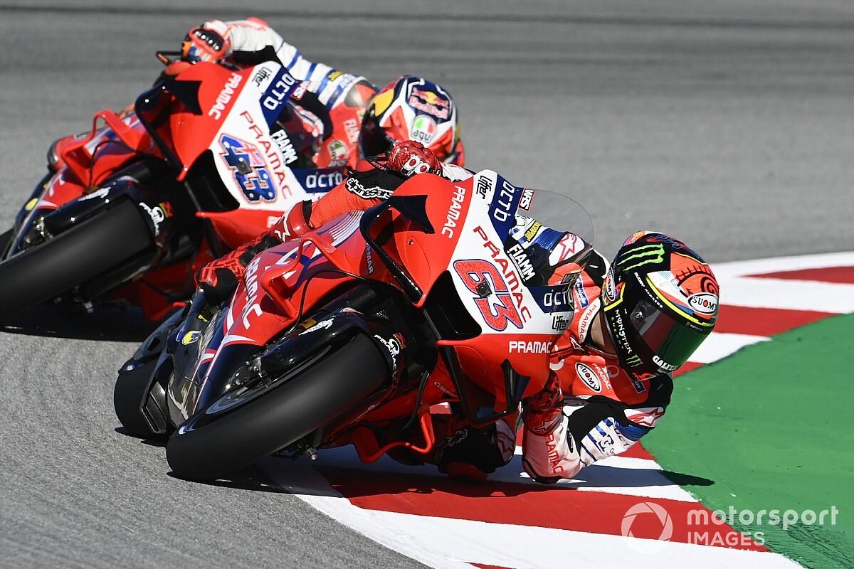 【MotoGP】ドゥカティ、フランチェスコ・バニャイヤの2021年ファクトリーチーム入りを発表。ヨハン・ザルコはプラマックへ