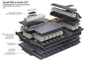 アウディ 高性能EVグランツーリスモ「e-tron GT」を日本で初公開