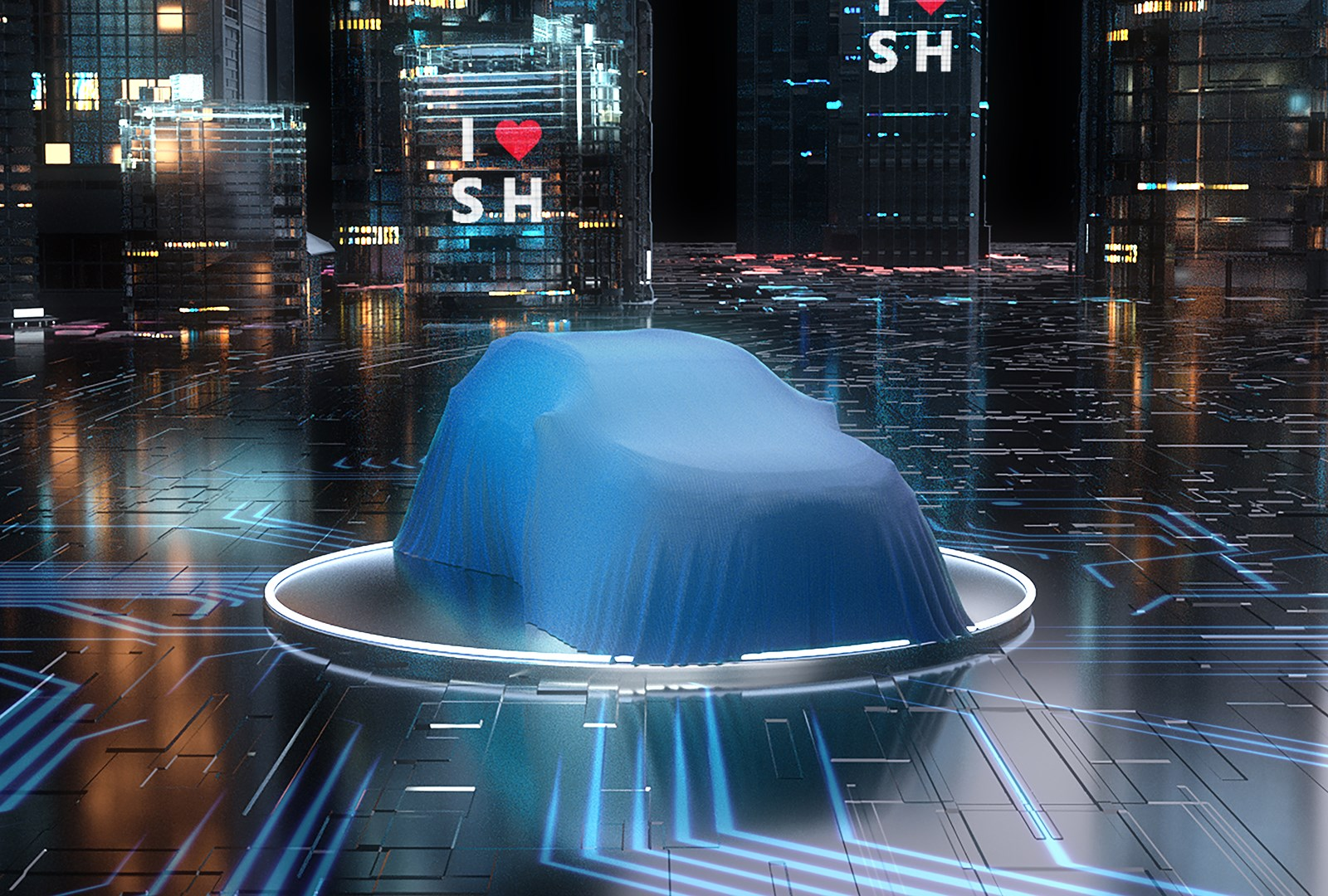 トヨタが電動車専用プラットフォーム「e-TNGA」第1弾となる新型SUVを4月に予告