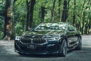 BMW 3台限定の希少モデル「BMW8シリーズ グラン クーペ京都エディション」を発表