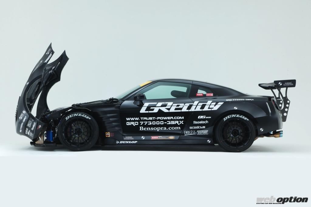 「GReddy 35RXという伝説」トラストが威信を賭けて取り組んだ一大プロジェクトを振り返る