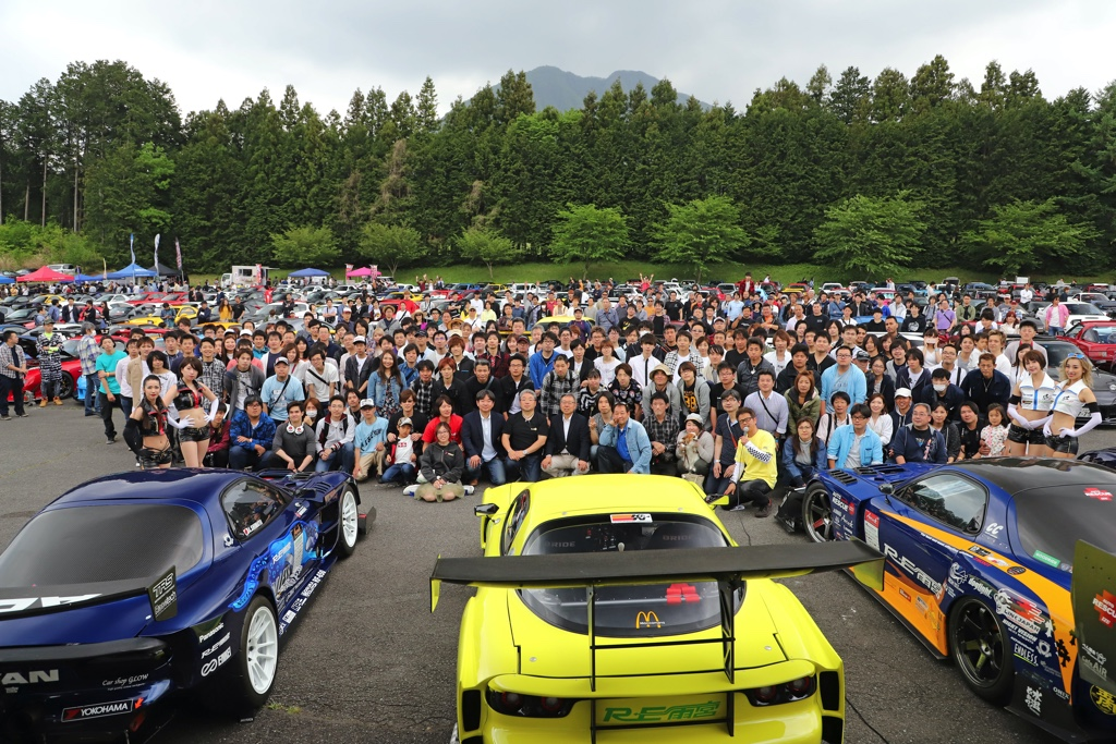 「伝説のマツダ767Bも参戦決定!」日本最大規模のロータリーミーティング、開催迫る
