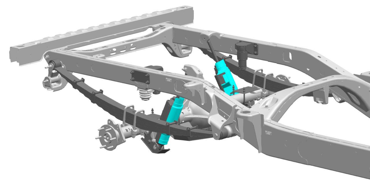 シボレーは3Dプリンターをレース活動へ積極活用! 12万km超を走り耐久性を検証