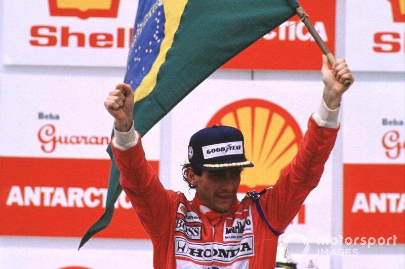 【F1】王者になった唯一のV12……アイルトン・セナ&マクラーレン・ホンダMP4/6の物語(後編)