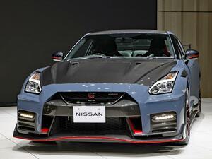 【写真蔵】日産 GT-R NISMOの2022年モデルに設定された特別仕様車は専用色ステルスグレーを纏う