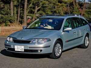 【懐かしの輸入車 67】ルノー ラグナはユーロNCAPで初めて5つ星を獲得した安全性も魅力だった