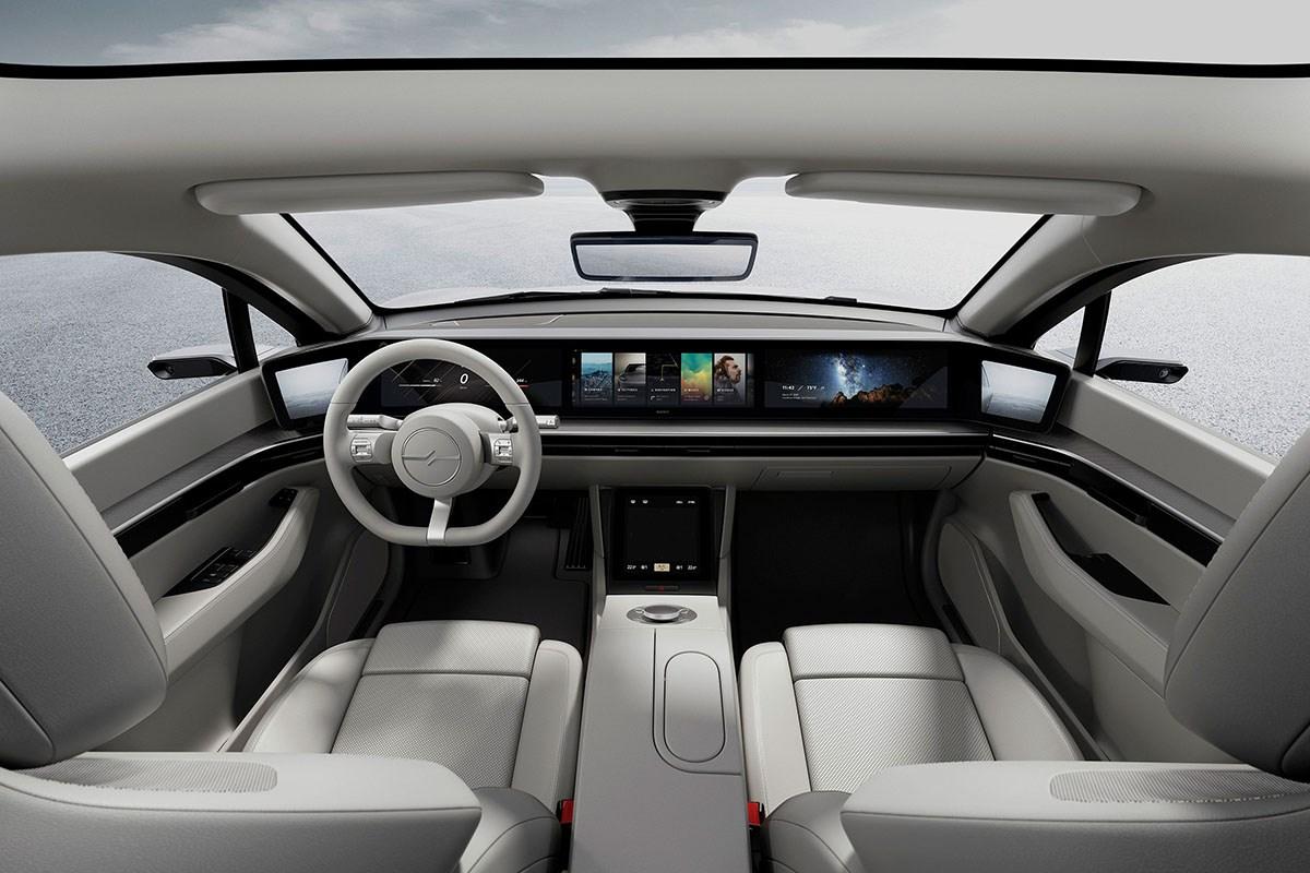 ソニーの電気自動車が日本で公道走行実験を予定…それでも市販の可能性が低い理由