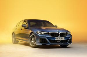 BMWアルピナのミドルレンジ、新型「B5/D5 S」が受注開始!