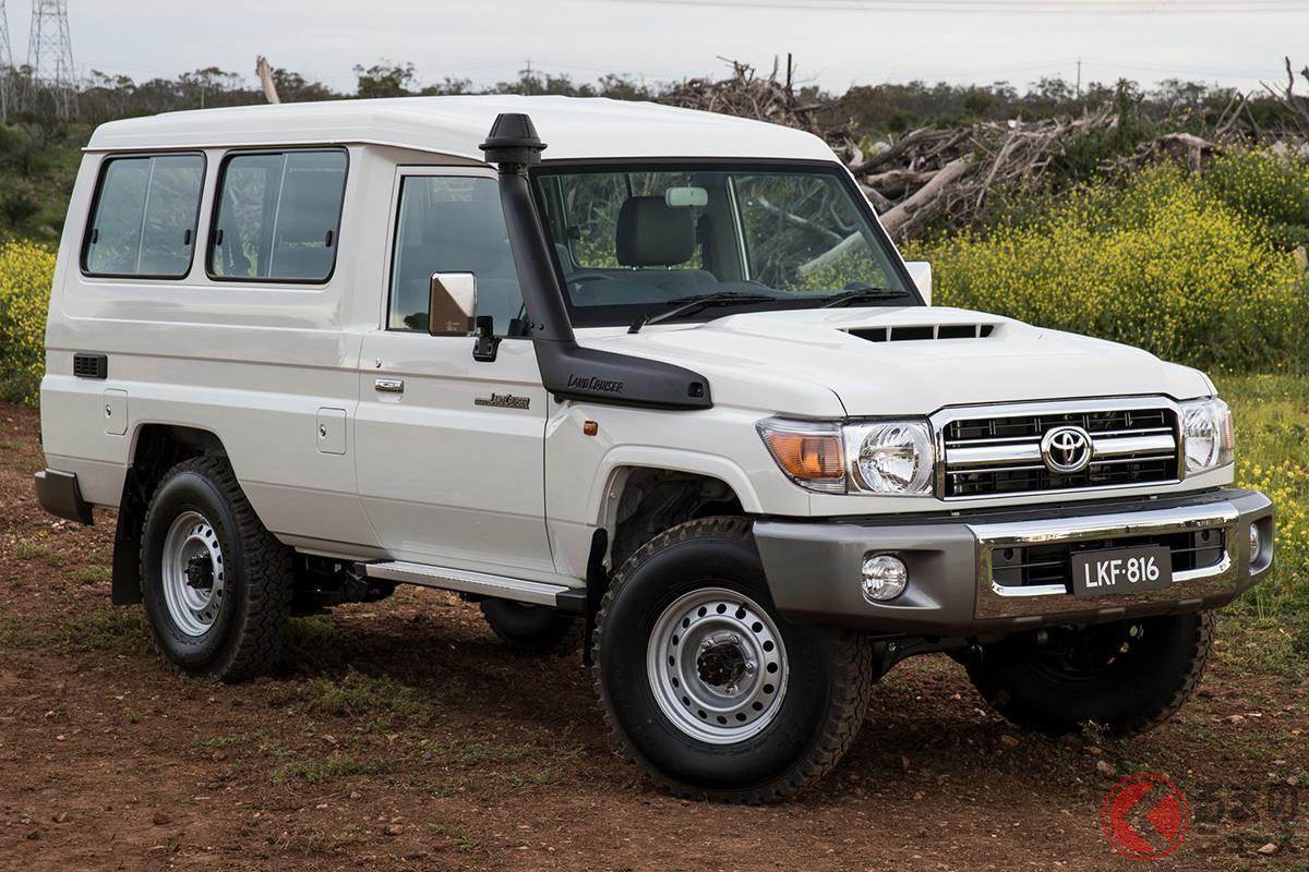 日本で売れば「RVブーム」の再現なる? 海外専用のイケてるクロカン車5選