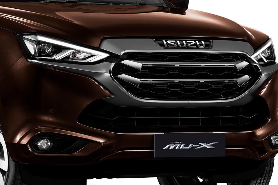 名門いすゞの人気SUVが7年ぶりに刷新! 新型mu-Xが発売