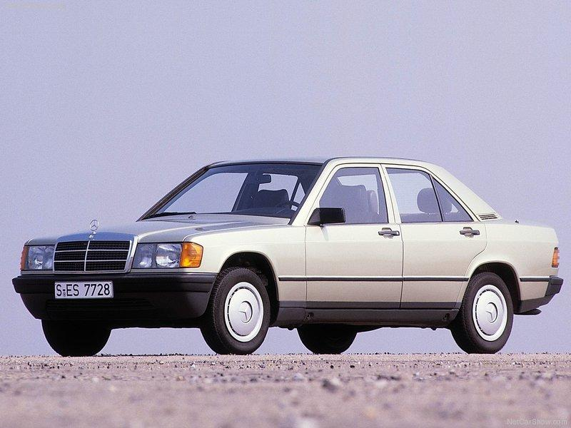 揶揄か愛着か付いたあだ名は「小ベンツ」! バブルの申し子「190E」は意外な実力車だった