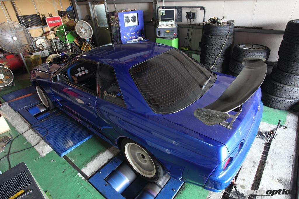 「これは第二世代GT-Rのマッドマックス仕様か!?」直列ツインターボ仕様のBNR32が凄すぎる!