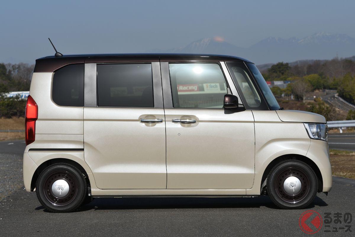 なぜ「軽SUV」は販売上位に入らない? 「軽スーパーハイトワゴン」に敵わない訳