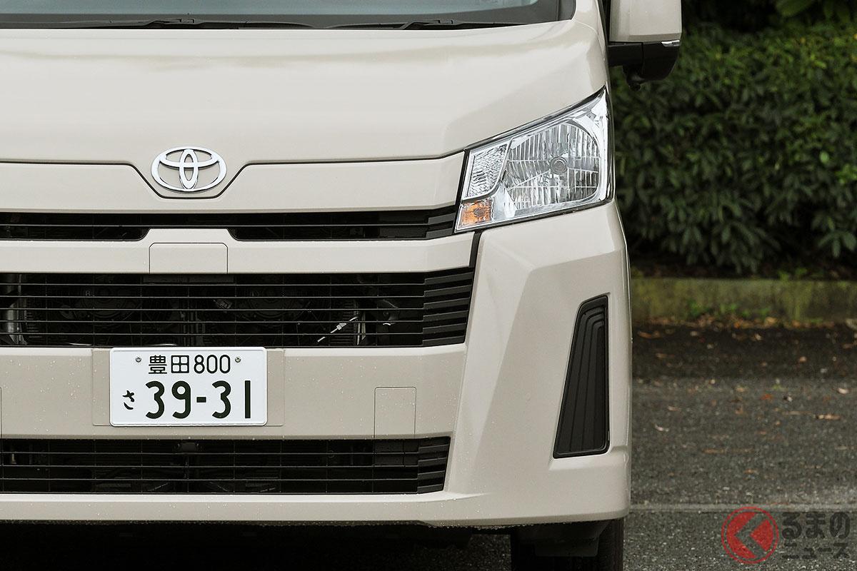 トヨタ新型「ハイエース」で「MIRAI」の潜在力が爆発!? キャンプ用途にも激ハマりなFCVの可能性は