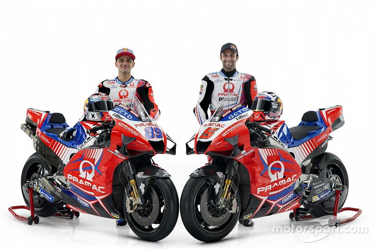 【MotoGP】プラマック、MotoGP2021シーズンの参戦体制を発表。ヨハン・ザルコ&ホルヘ・マルティン迎え布陣一新