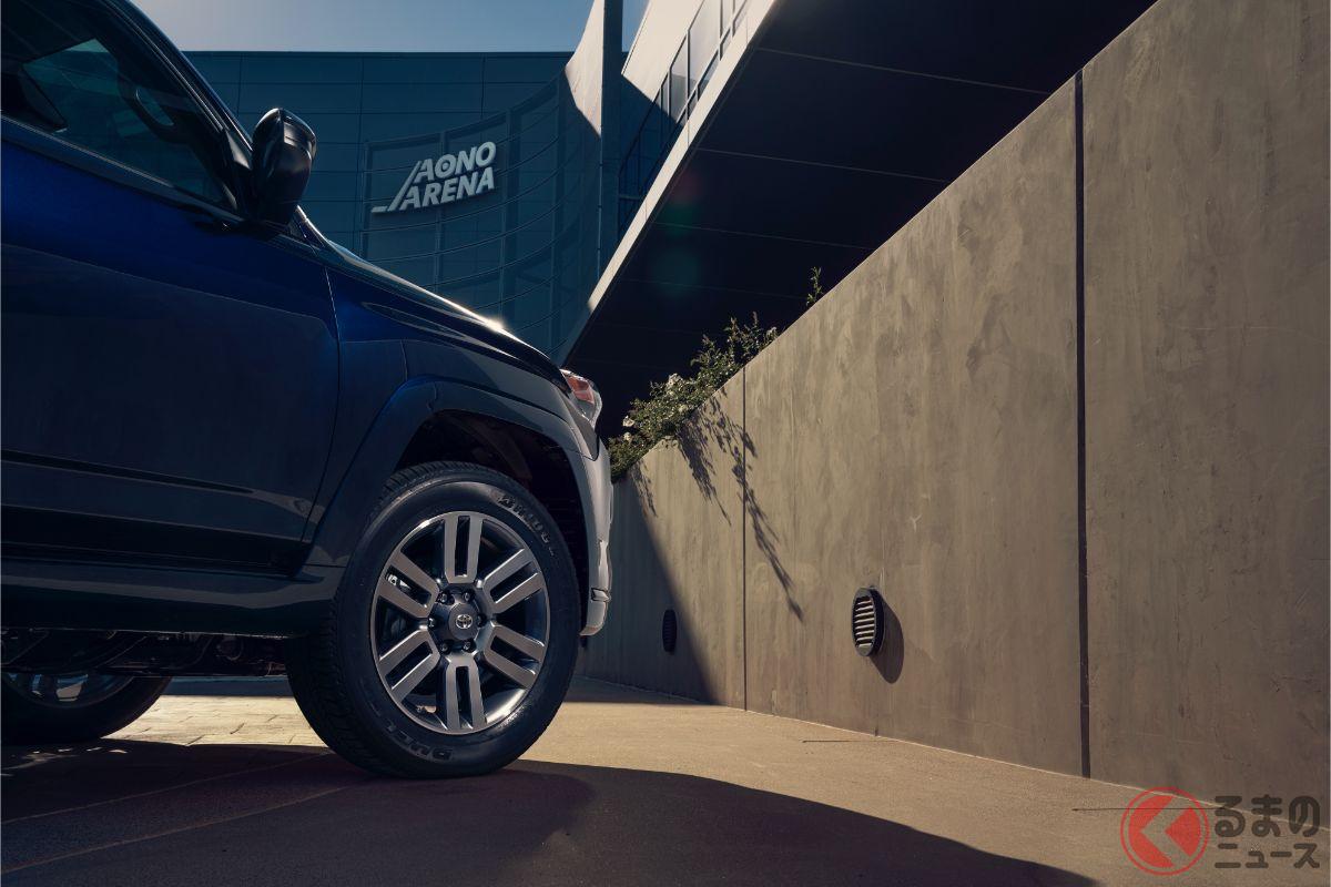 トヨタ「ハイラックスサーフ」の現代版!? 新型「4ランナー」&スポーティ仕様を発表