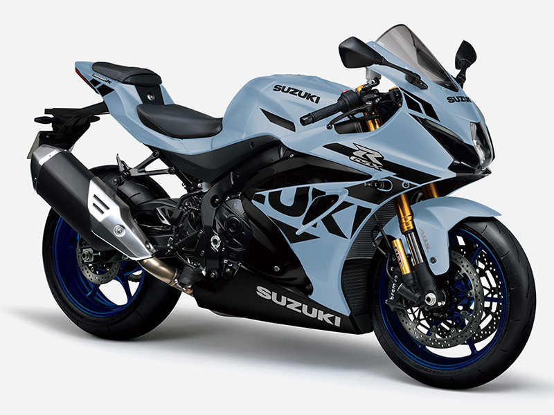 【スズキ】スーパースポーツモデル「GSX-R1000R ABS」にニューカラーを採用し7/30発売!