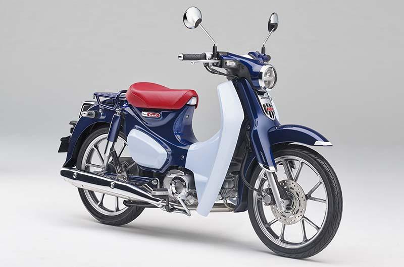 【ホンダ】「スーパーカブ C125」に令和2年排出ガス規制をクリアした新エンジンを搭載し9/27発売