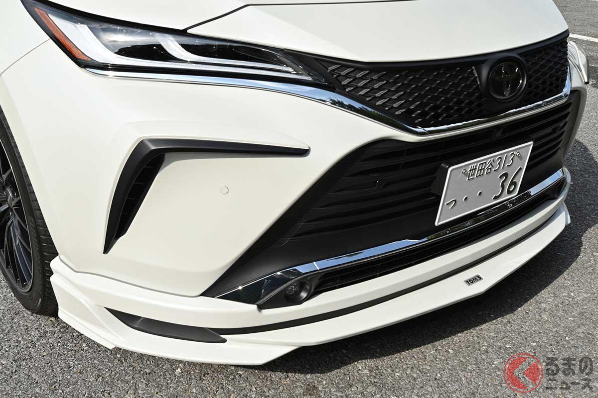 発売約1年でもトヨタ「ハリアー」が超人気! 高級SUVヒットの理由とは?