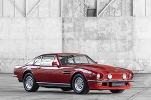 英国初のスーパーカー、登場!【アストンマーティン ヴァンテージの70年を辿る。V8 ヴァンテージ編】