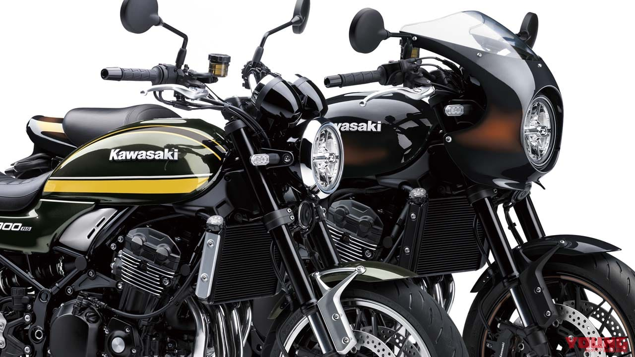 カワサキ「Z900RS」強し! 2020年もベストセラーで販売台数は3年連続首位